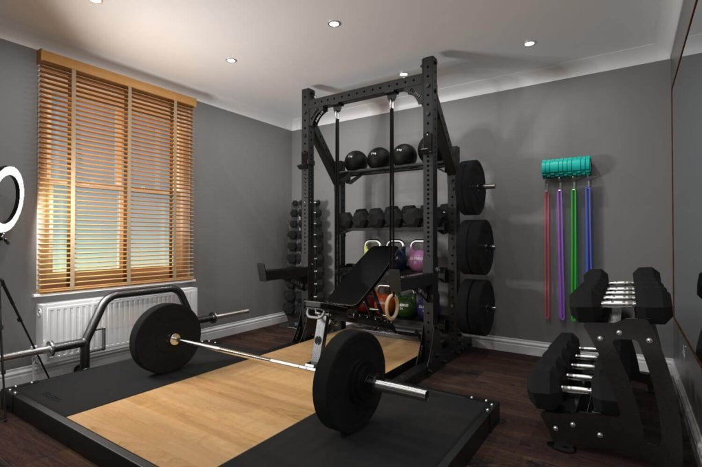 ADVICES FOR MAKING A HOME GYM THAT WILL HELP TO STICK WITH YOUR TRAINING